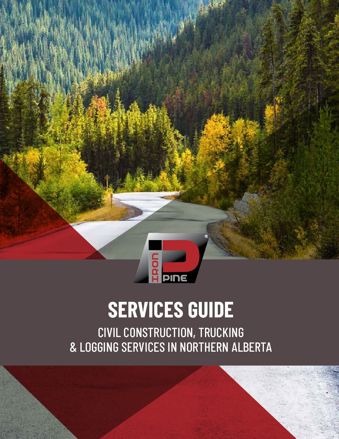 Iron Pine Services Guide