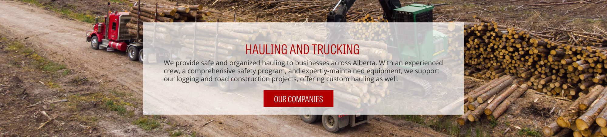 FTen La Crete, Alberta - Hauling and Trucking