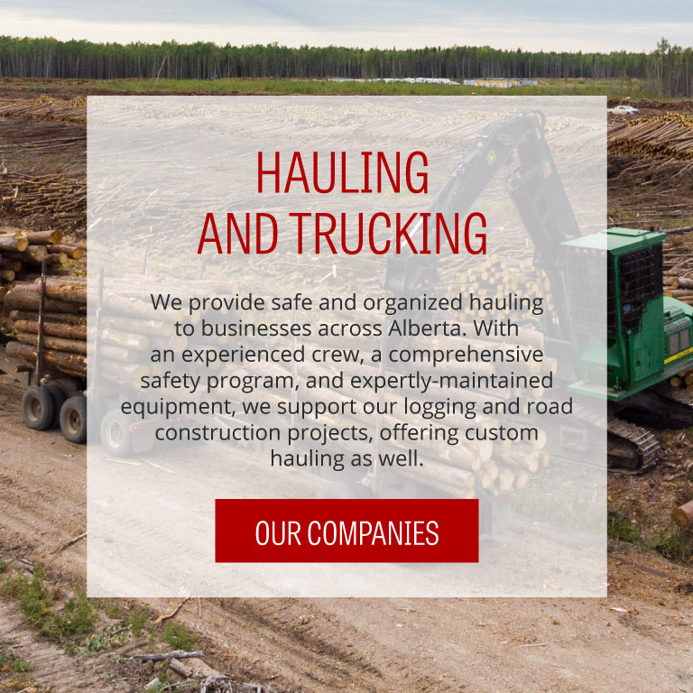 FTEN Group of Companies - Forestry & Construction Experts - La Crete, AB