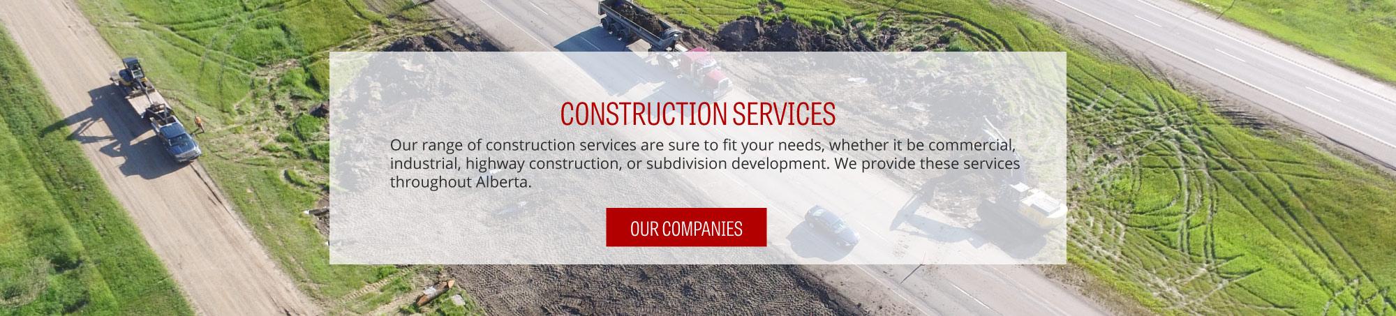 FTen La Crete, Alberta - Construction