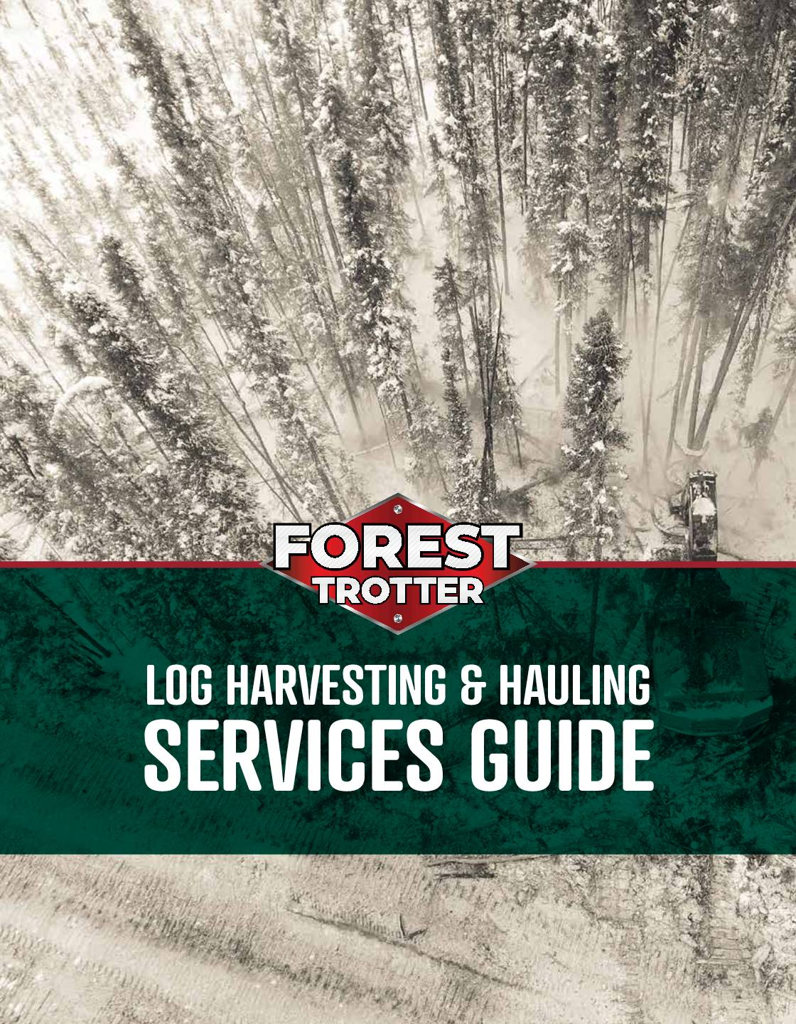 Forest Trotter Services Guide