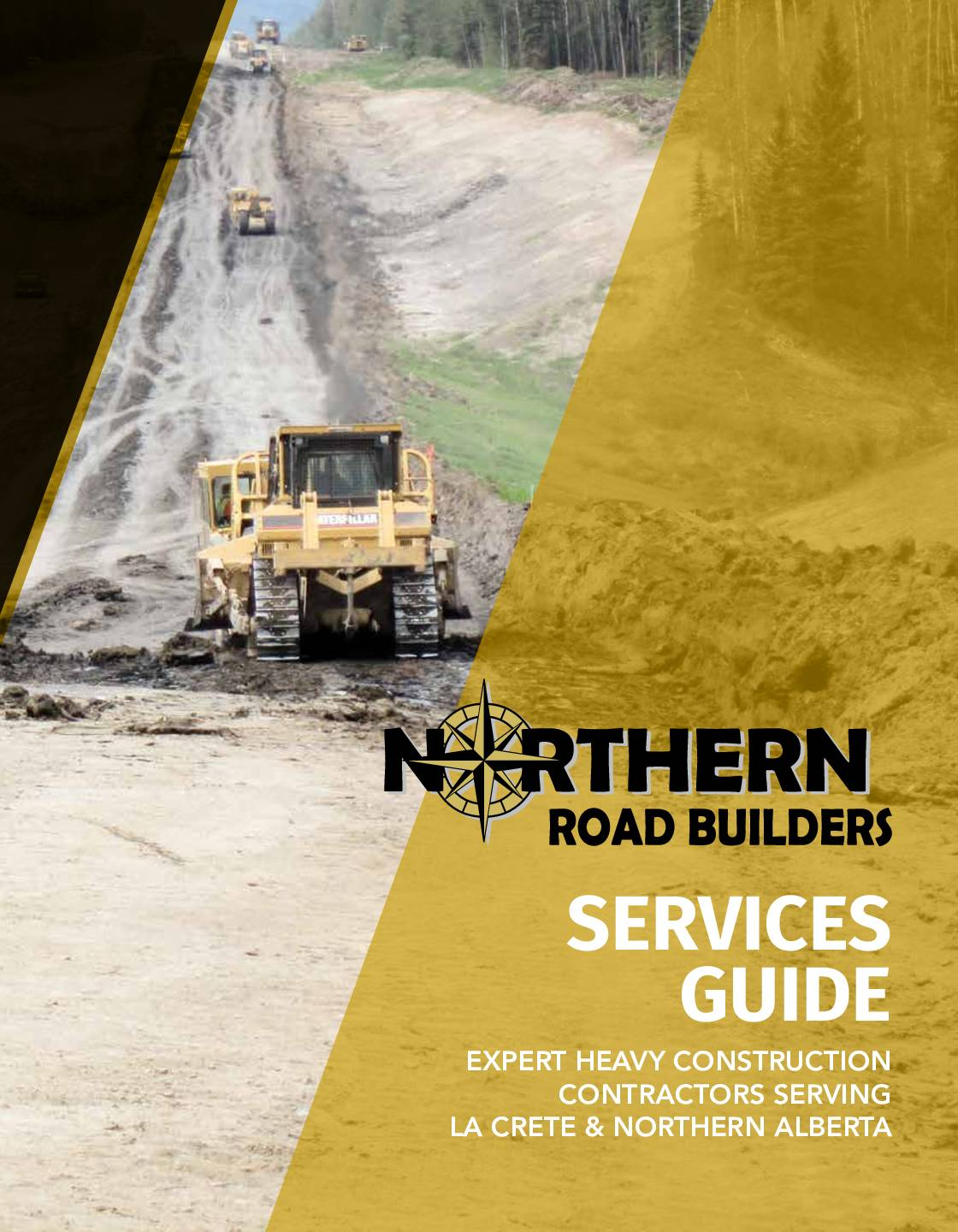 Northern Road Builders Services Guide